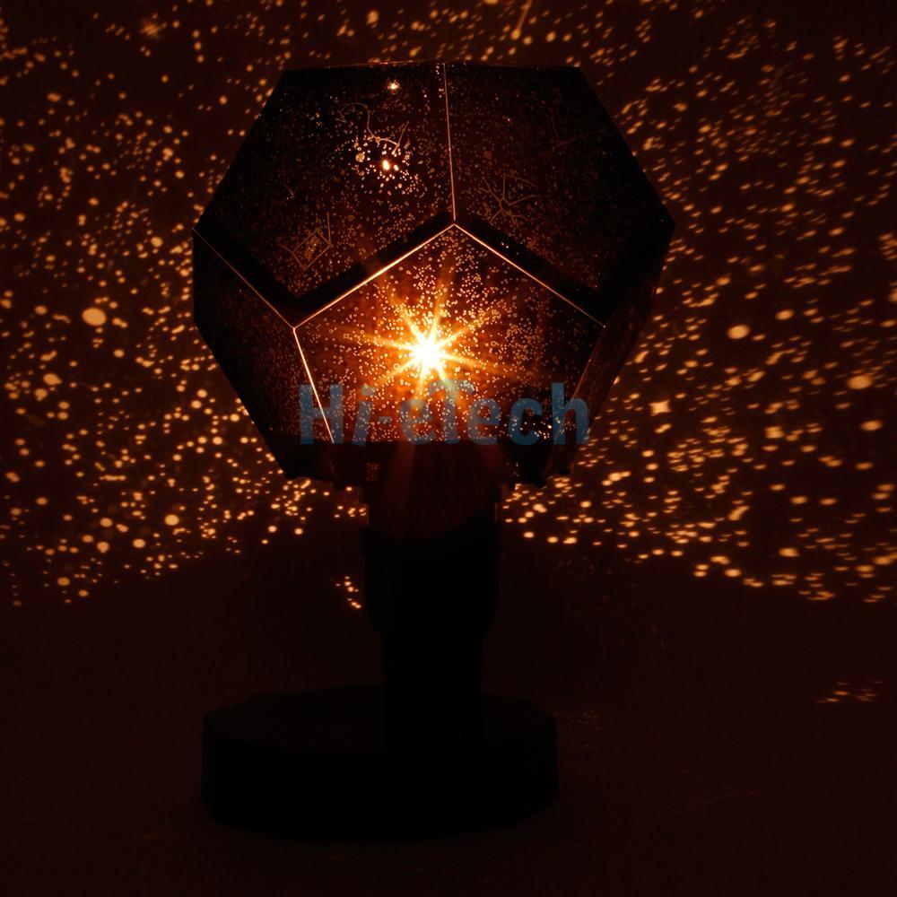 Star projector lamp night - Diy Romantic Astro Star Projector Cosmos Light Night Sky Lamp Power Adapter Ebay