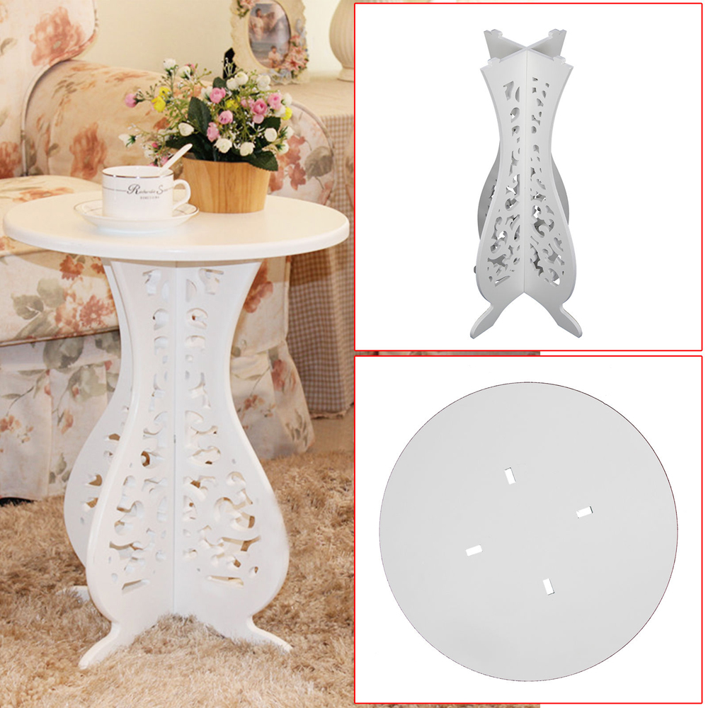 Excellent Details About New Round Coffee Tea Side Sofa Table Living Room Furniture Home Decor End Table Pabps2019 Chair Design Images Pabps2019Com
