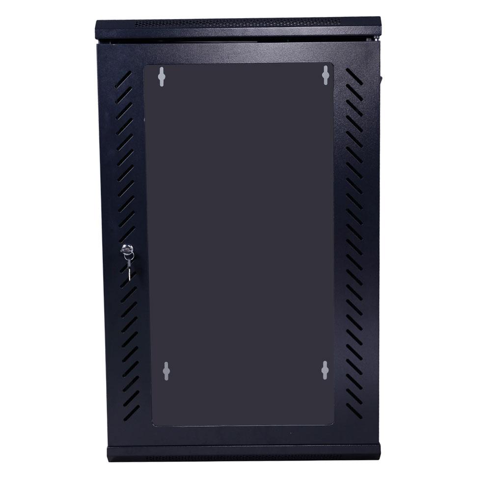 18u Wall Mount It Network Server Data Cabinet Rack