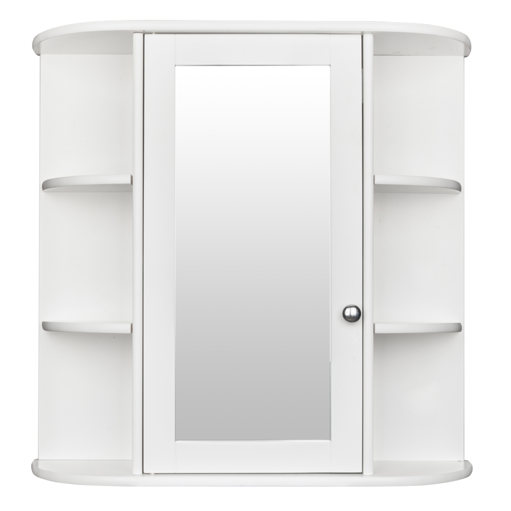 one/double door modern wall mount bathroom medicine