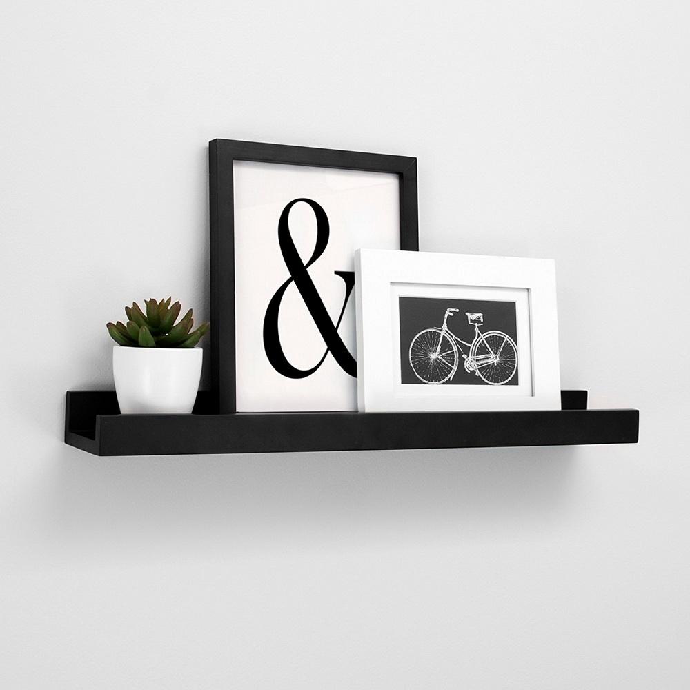 Floating Wall Shelves Shelf Display Storage Wall Mount Home Decor ...