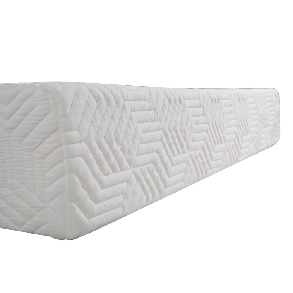 12 cool medium firm gel memory foam mattress bed w 2 free pillows queen size ebay. Black Bedroom Furniture Sets. Home Design Ideas
