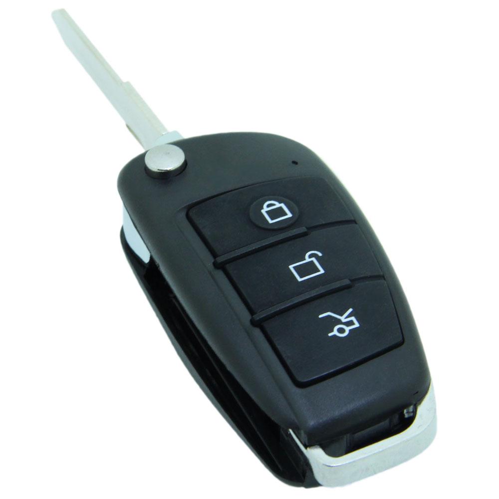 HD 1080P Car Key Chain Spy Hidden DVR Camera Motion Detect IR Night Vision Cam Y