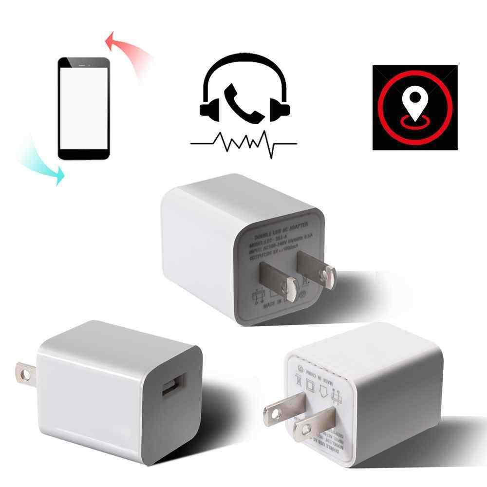 Spy Wall Charger Gsm Gps Tracker Audio Ear Bug Voice Monitor Listening Device Ebay