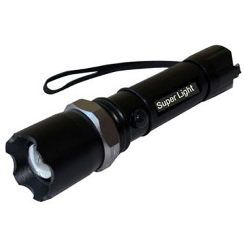 Tactical Heavy Duty 3W 3500mAh Rechargeable Flashlight