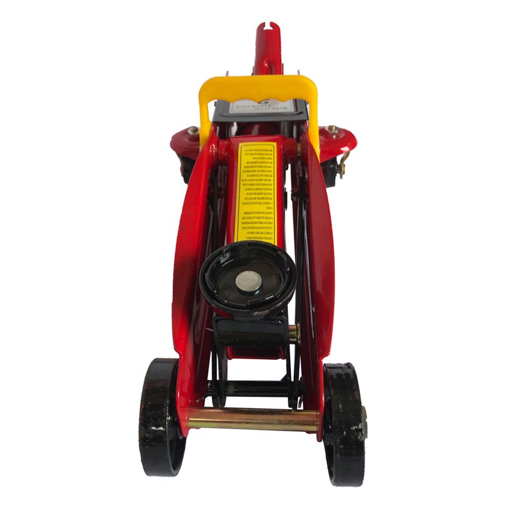 Mini Portable 2 Ton Floor Jack Vehicle Car Garage Auto ...