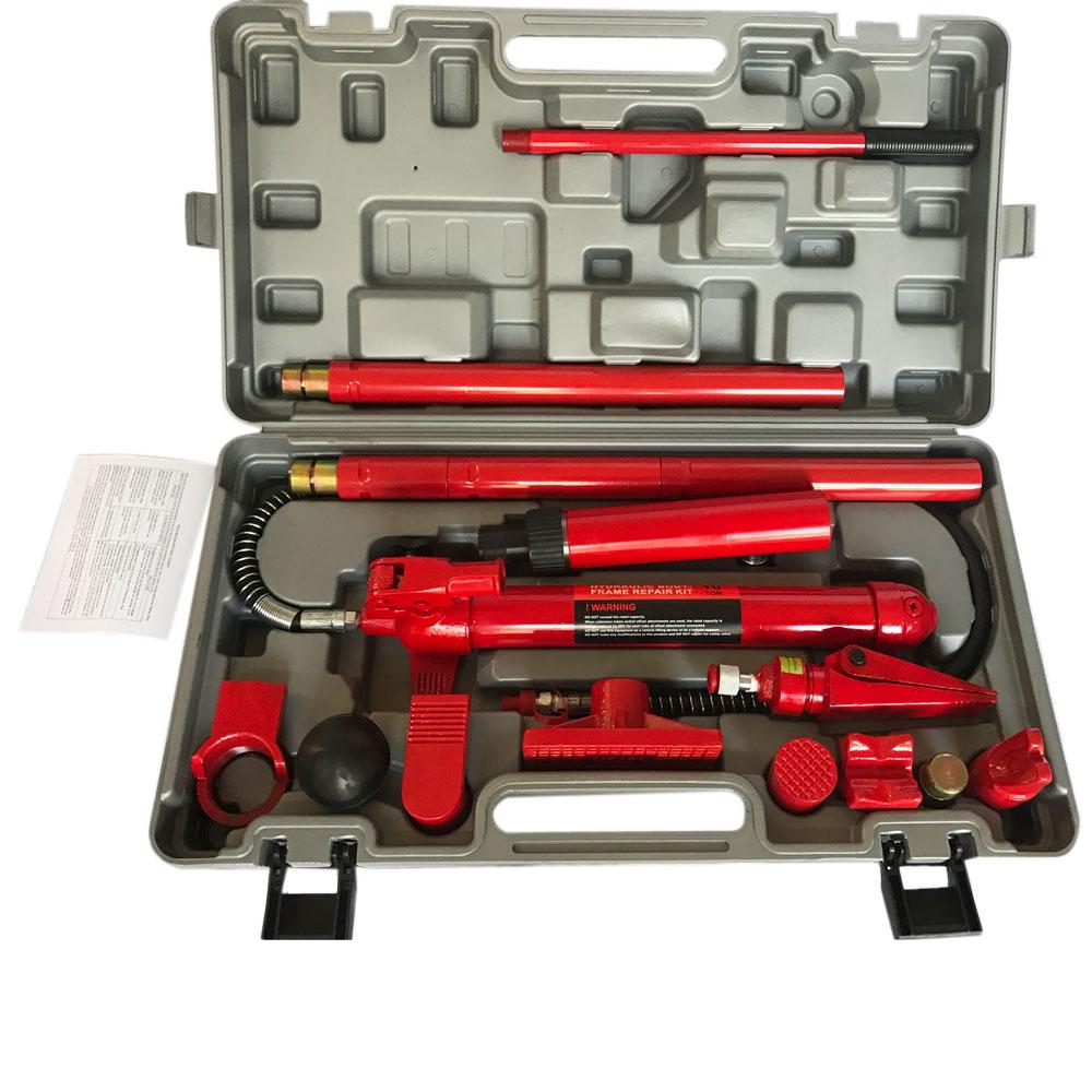 Hydraulic Repair Kit : Ton hydraulic porta power autobody frame air pump