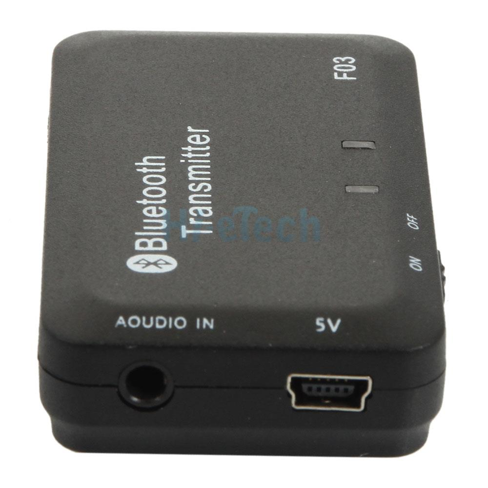 3 5mm Stereo Bluetooth Audio Transmitter A2dp Dongle