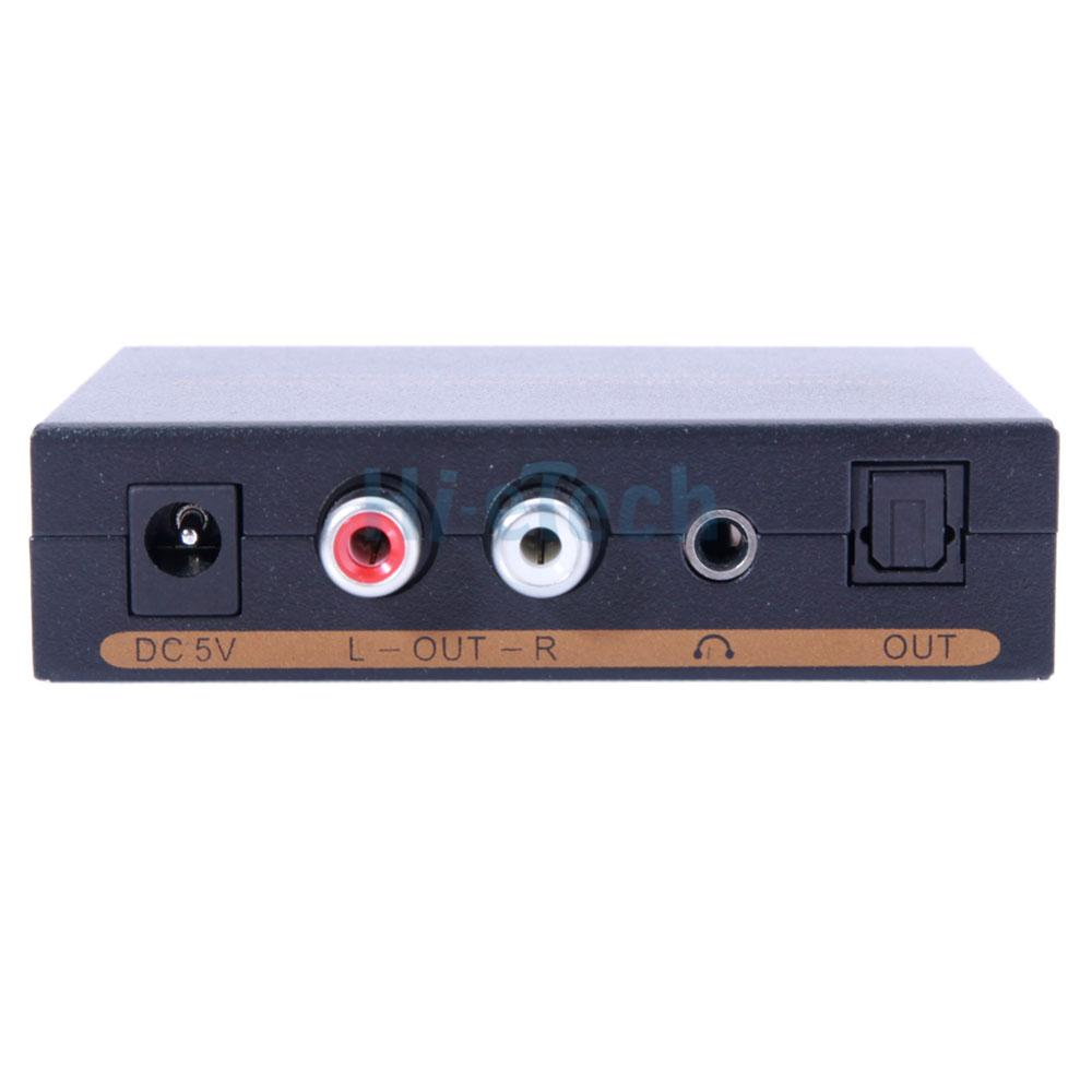 Everything You Need to Know About the SPDIF Connection ...