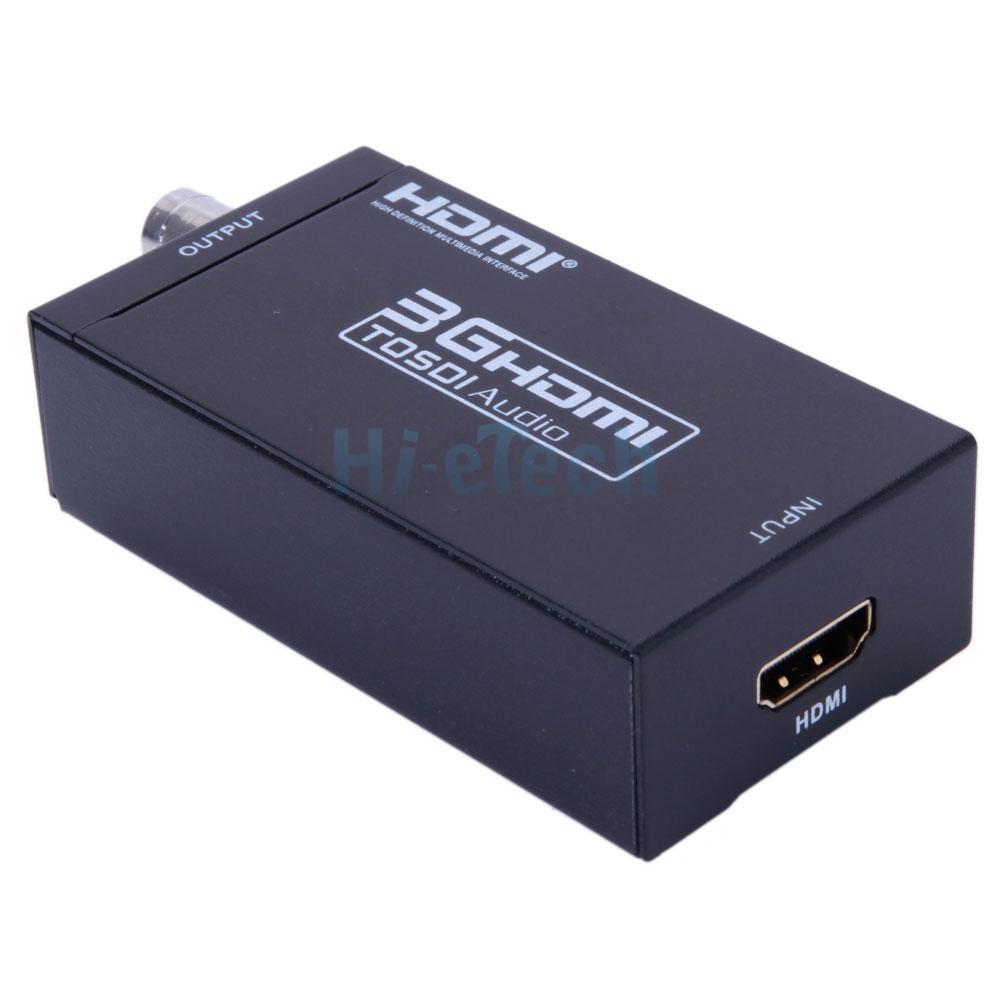3g Hdmi To Sdi Converter Adapter 720p 1080p Bnc Sdi Hd Sdi