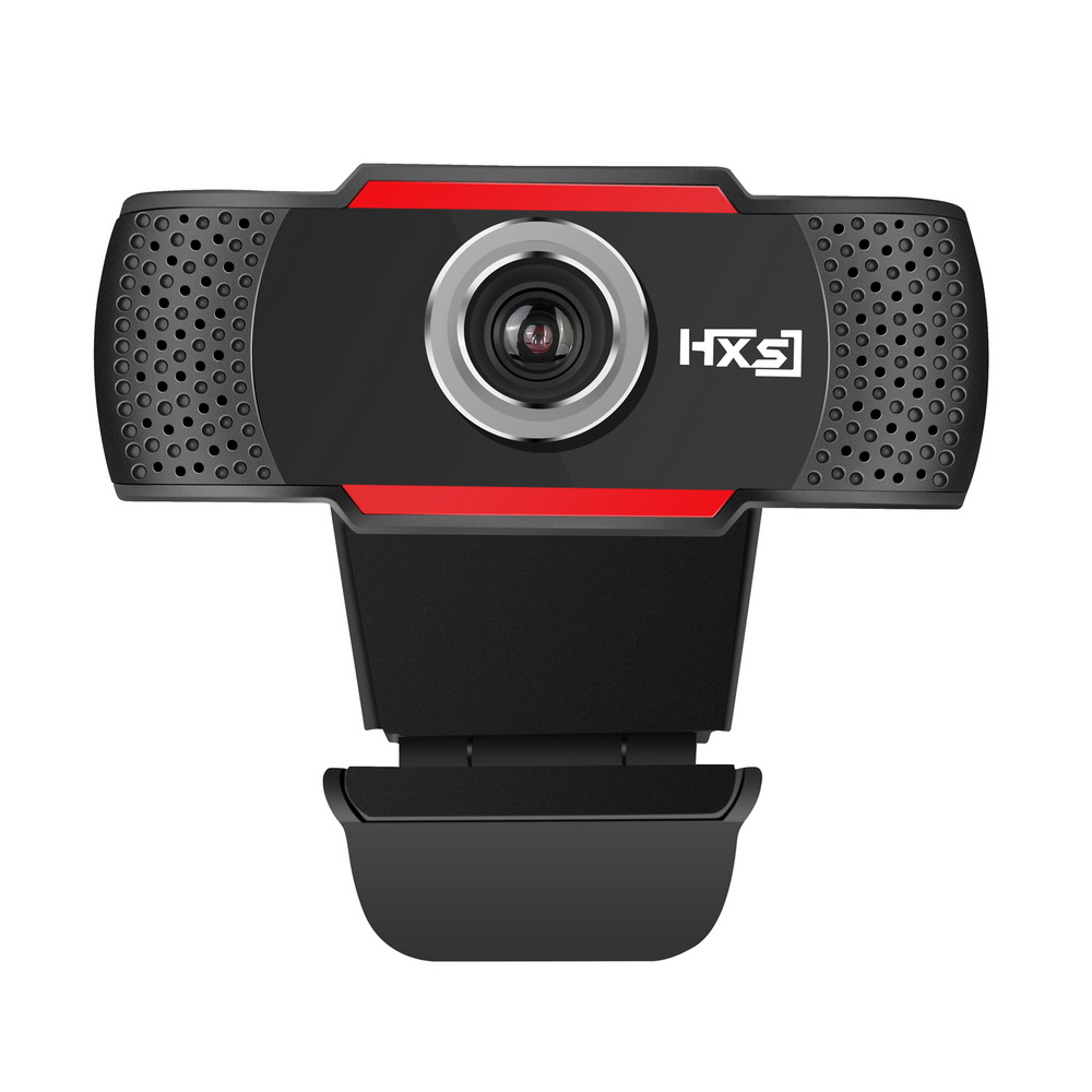 HD 720P Megapixels USB Auto Webcam Camera With MIC For