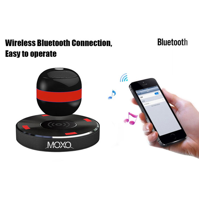 Moxo 2 Magnetic Wireless Bluetooth Speakers Levitation