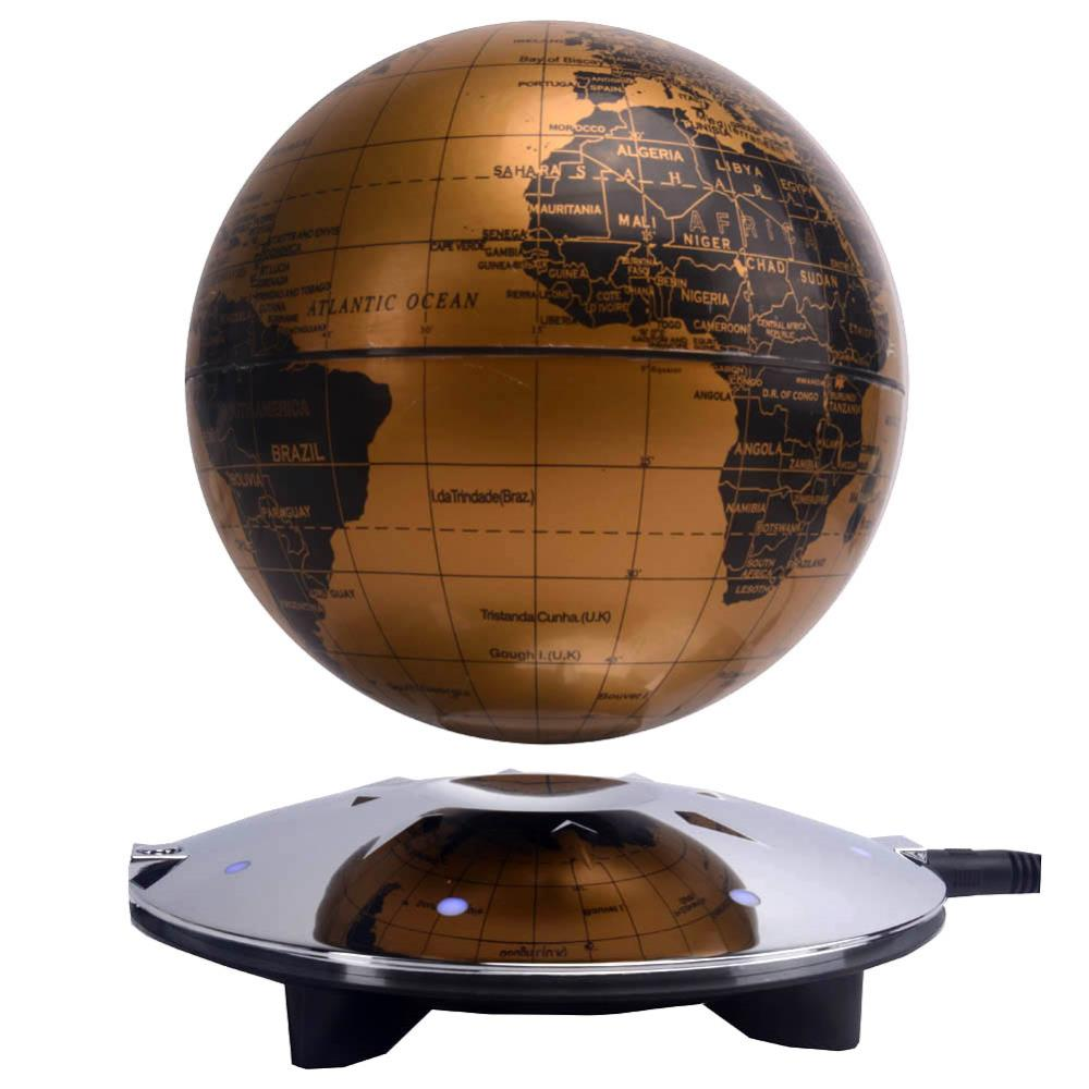Hot magnetic levitation decoration maglev levitating floating globe hot magnetic levitation decoration maglev levitating floating globe world map gumiabroncs Images