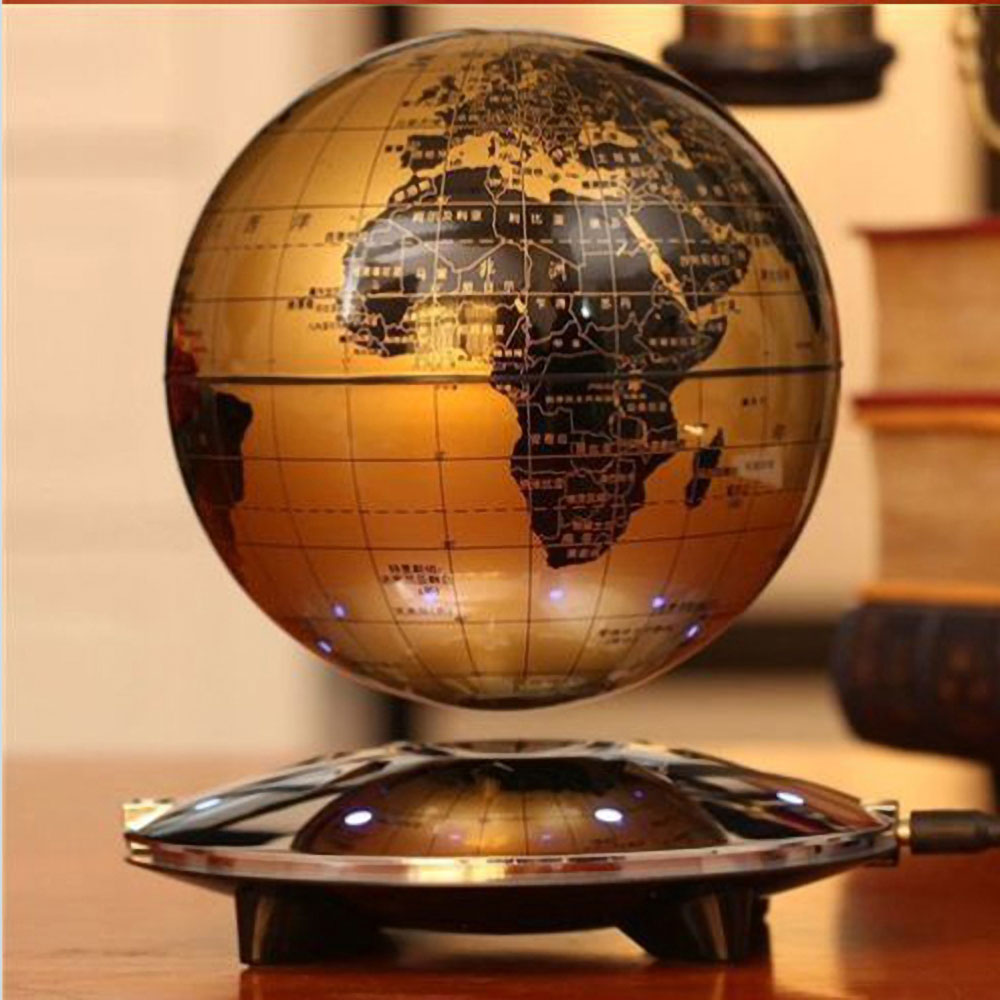 Hot magnetic levitation decoration maglev levitating floating hot magnetic levitation decoration maglev levitating floating globe world map ebay gumiabroncs