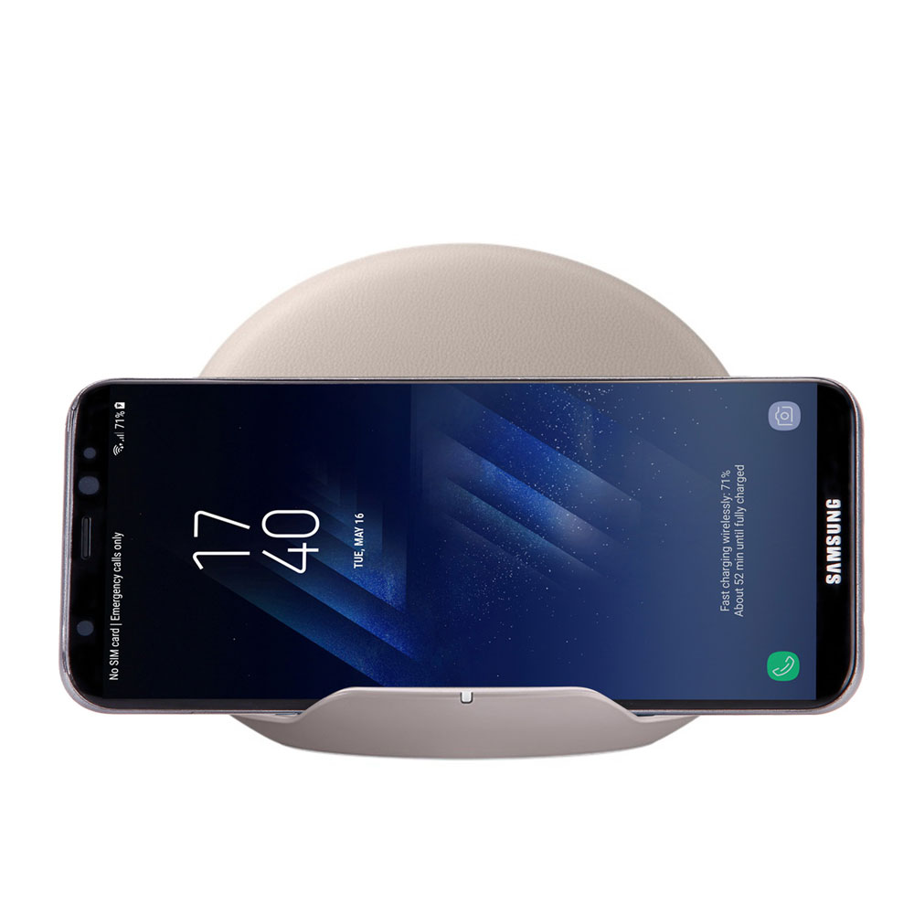 wireless charger for samsung galaxy s8 and s8 plus samsung galaxy s6 edge ebay. Black Bedroom Furniture Sets. Home Design Ideas