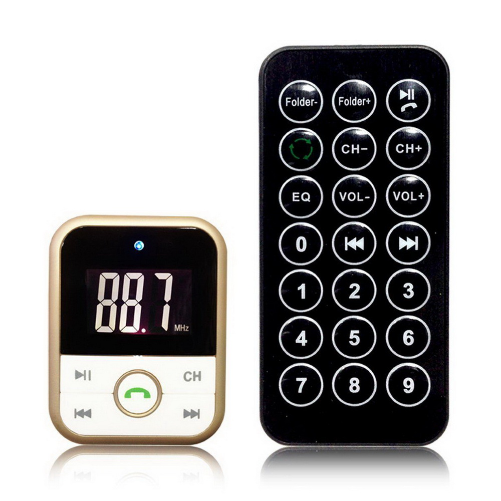 wireless car modulator mp3 player fm transmitter bt67 bluetooth for iphone 7 6s ebay. Black Bedroom Furniture Sets. Home Design Ideas