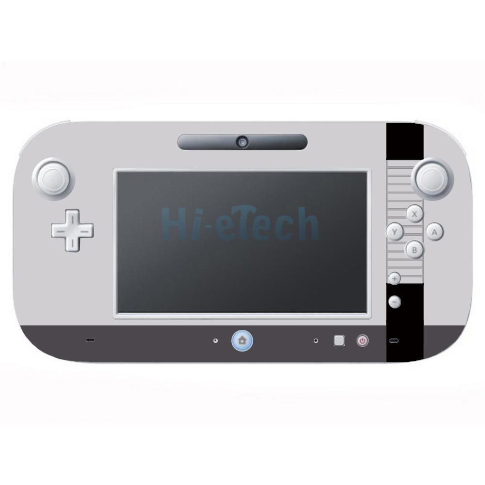 Skin Decal Sticker Skins Set For Wii U Console