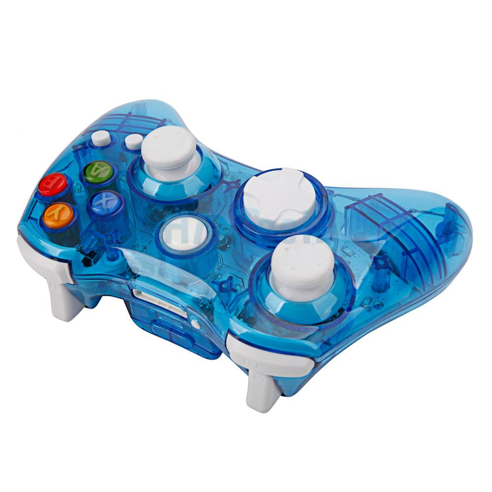 Afterglow wired controller for xbox 360 blue : Best