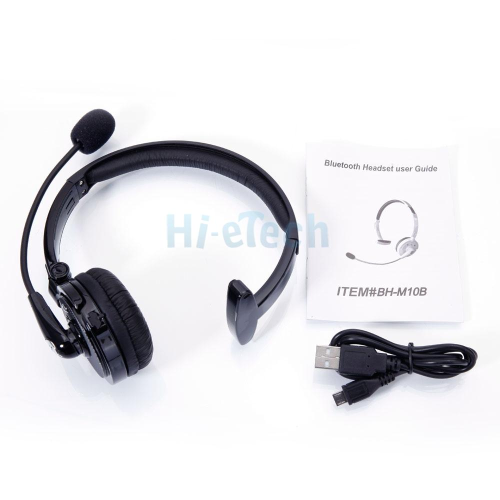 bh m10b wireless bluetooth headset earphone mic for trucker drivers ps3 ebay. Black Bedroom Furniture Sets. Home Design Ideas
