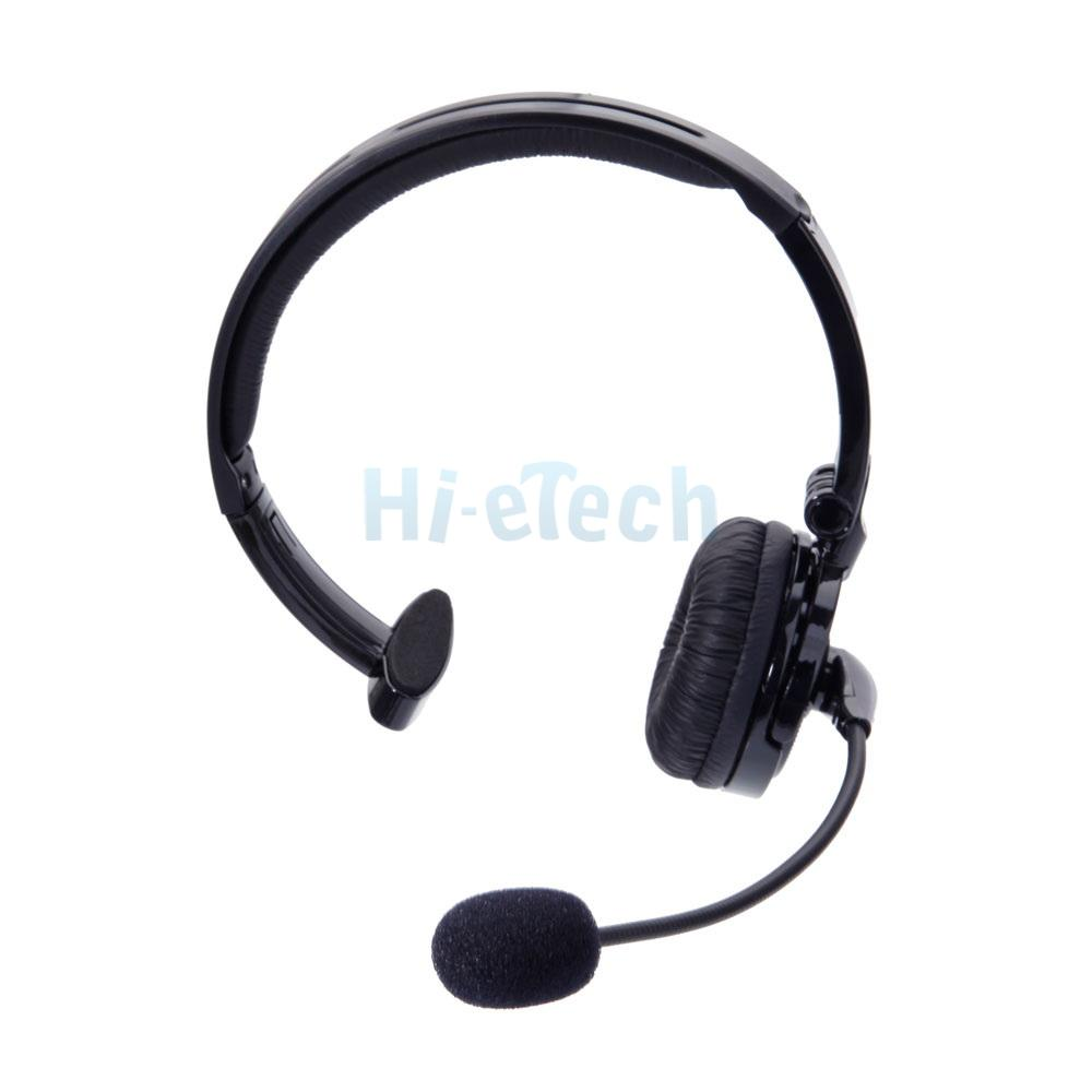 BH-M10B Wireless Bluetooth Headset Earphone MIC For Trucker Drivers PS3