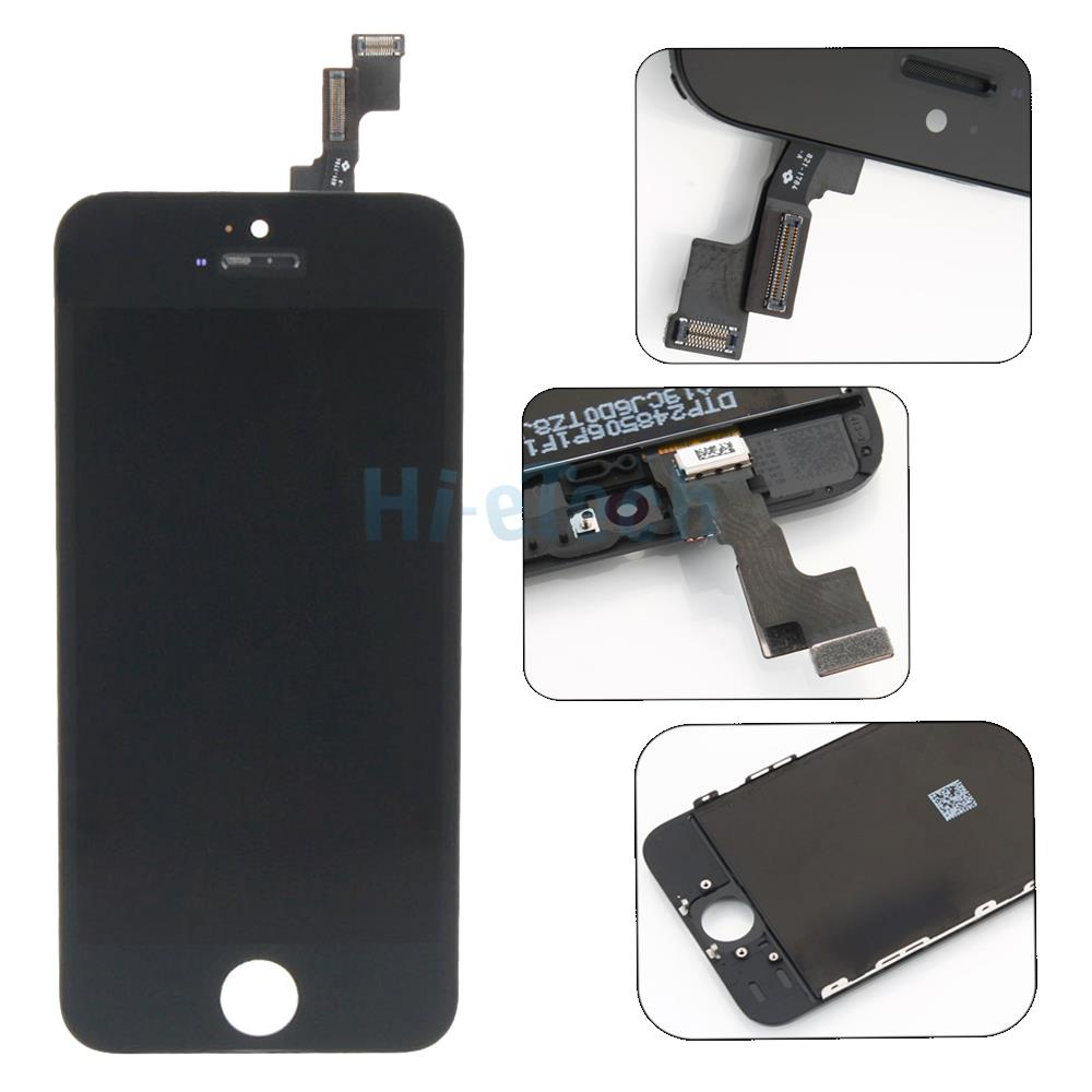 iphone 5s screens new lcd display touch screen digitizer for apple iphone 5s 11246