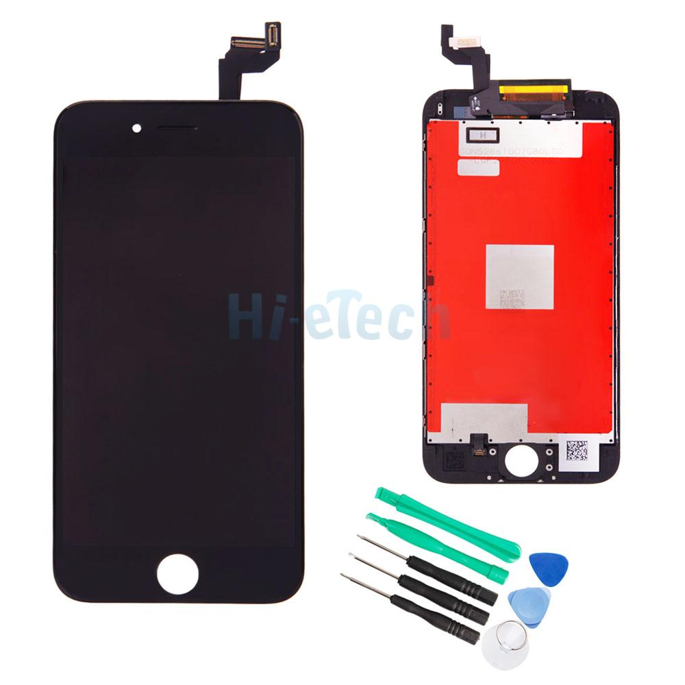 Black LCD Display 3D Touch Screen Digitizer Bezel Frame ...