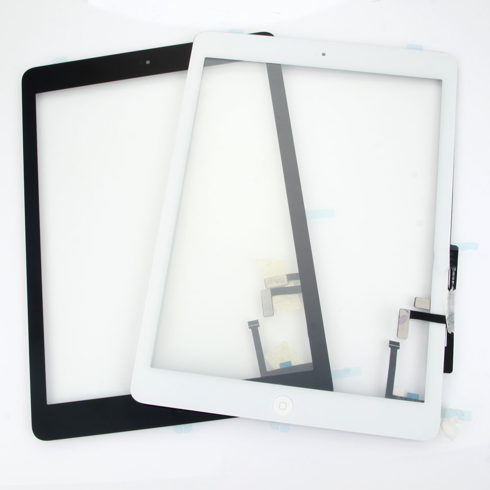 A++ Touch Digitizer Glass & Button for Apple iPad Air 5 ...