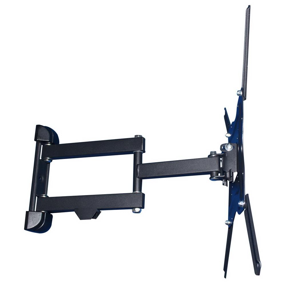 full motion tv wall mount swivel bracket 32 40 42 47 50. Black Bedroom Furniture Sets. Home Design Ideas