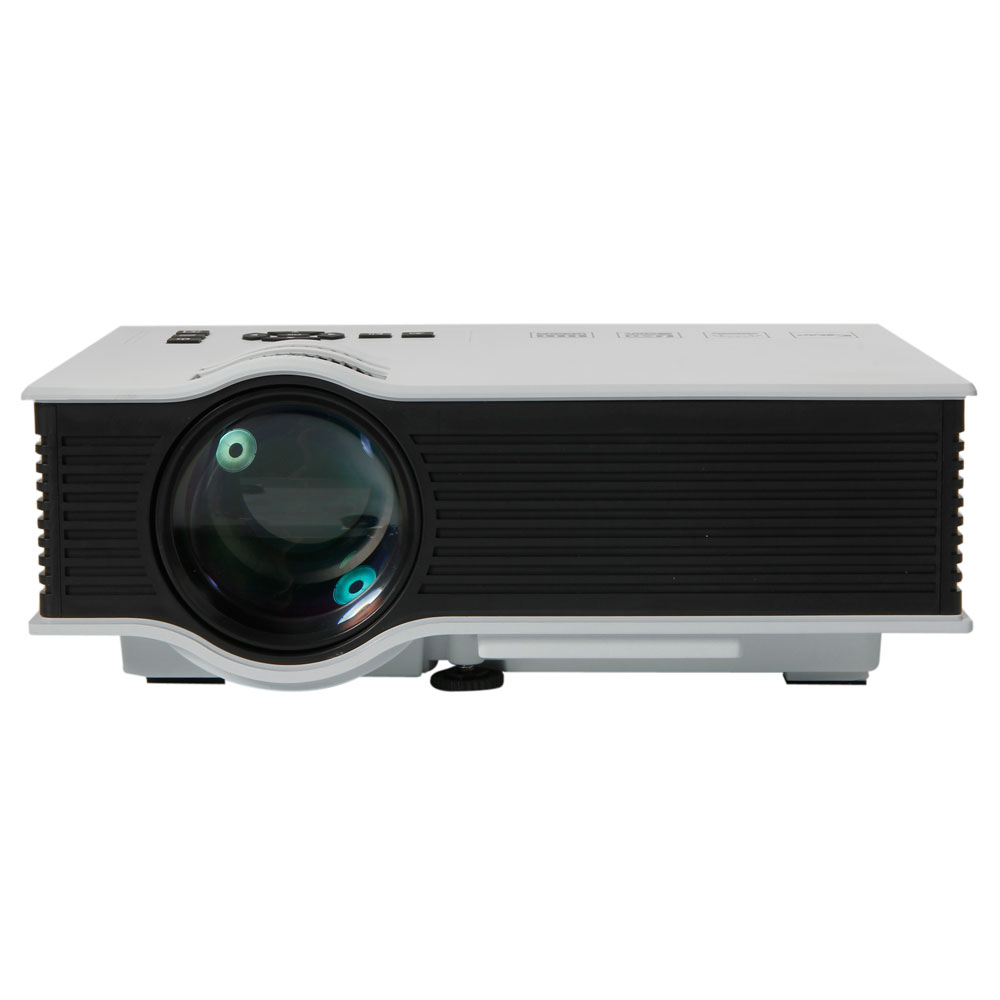 7500lm Hd Home Theater Multimedia Lcd Led Projector 1080: HD Home Theater Multimedia LCD LED Projector DVD TV