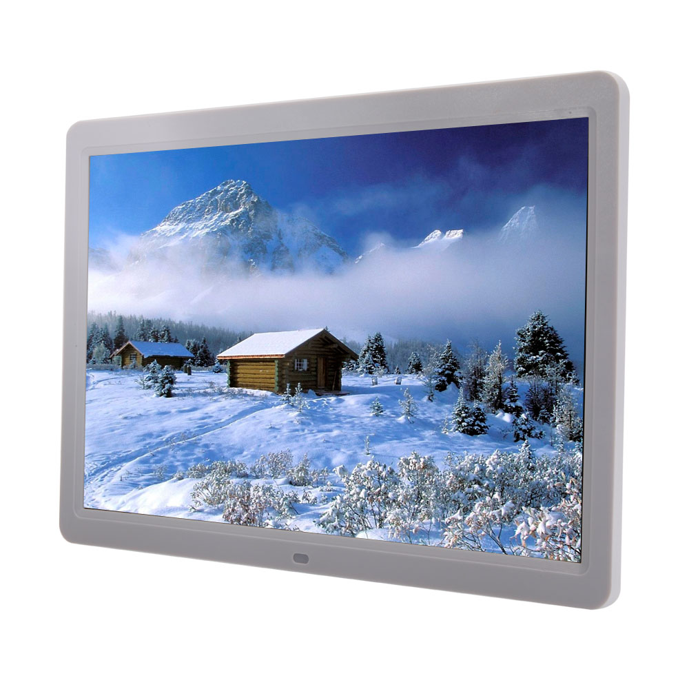 "Ebay Digital Gift Card: 15"" LED HD High Resolution Digital Picture Photo Frame"