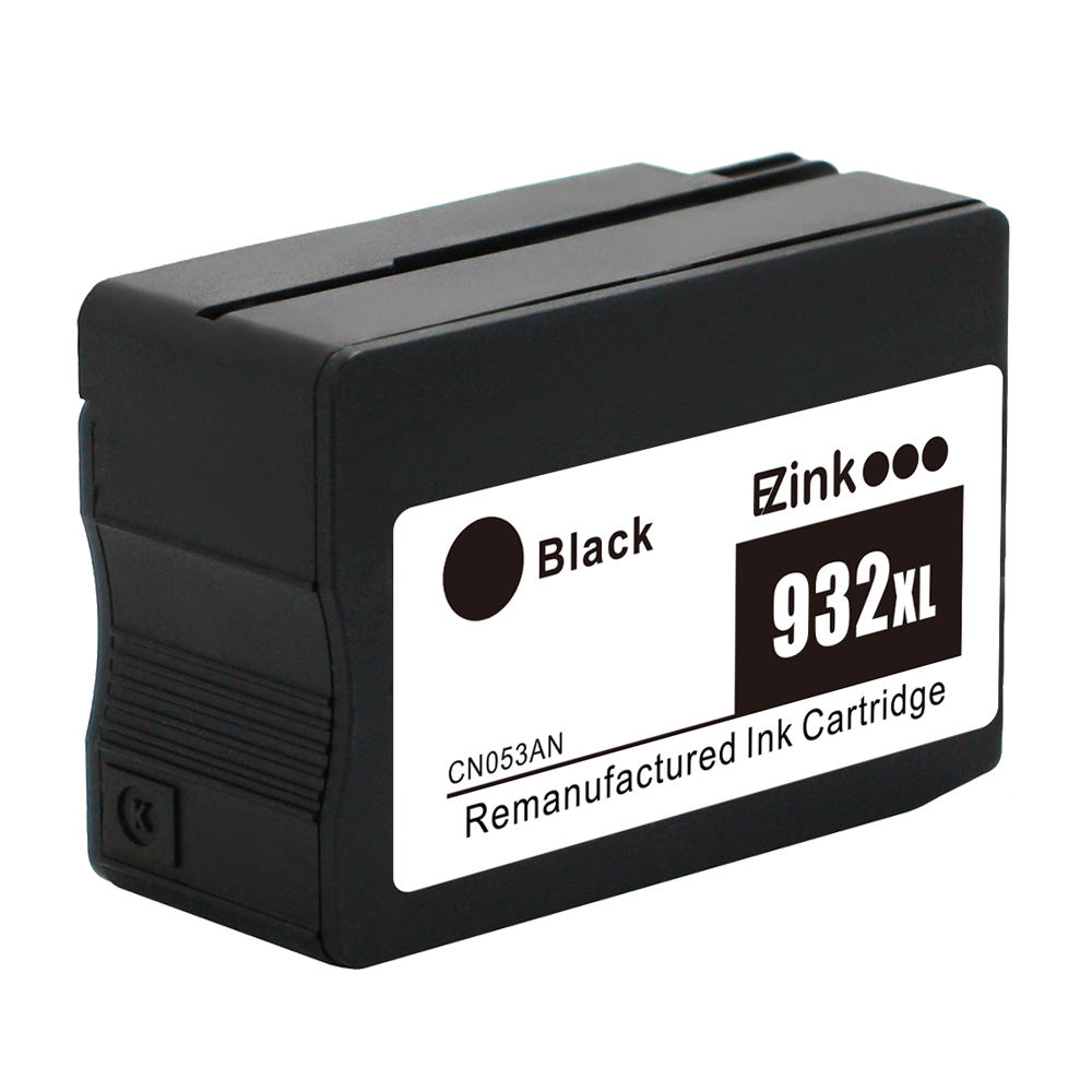 GYBN Large-Capacity Color Set with chip 932 933XL Ink Cartridge for HP 6100 6600 6700 7110 7610 7612 7510 Printer cartridge-4-set