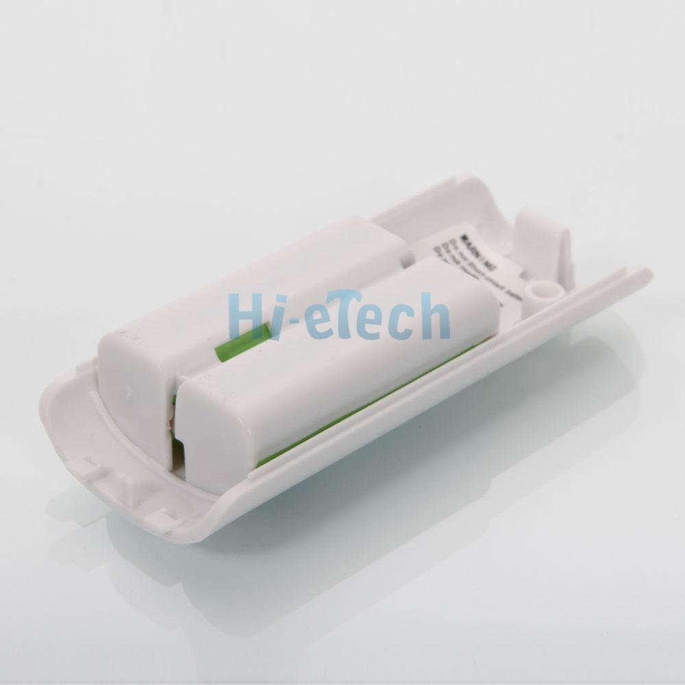 5x 2800mah Rechargeable Battery Pack For Nintendo Wii Remote Controller White Ebay