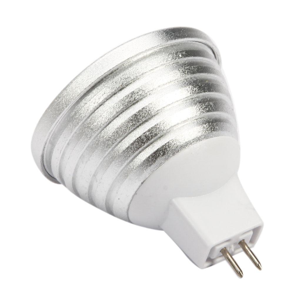 20pack mr16 3w led spot light bulbs 16 color changing lamp rgb ir remote control ebay. Black Bedroom Furniture Sets. Home Design Ideas