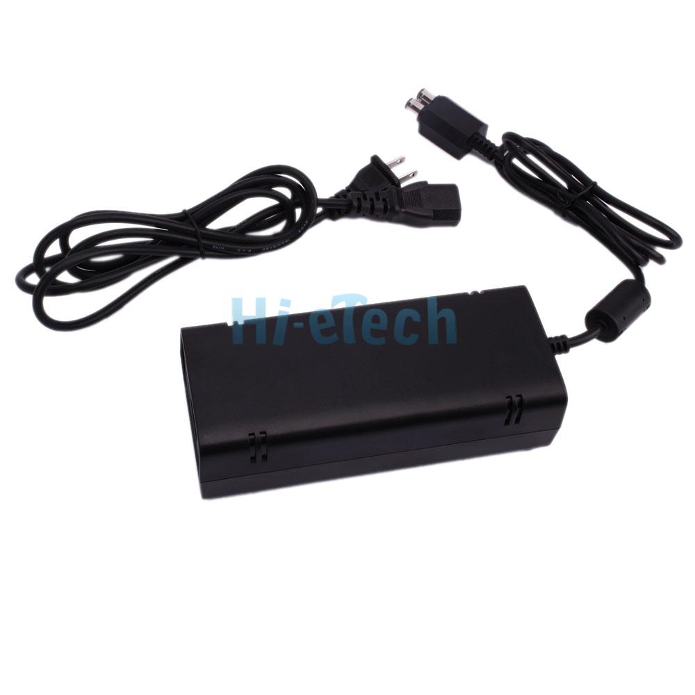 Ac Adapter Charger Power Supply Cable For Microsoft Xbox 360 Slim New Ebay