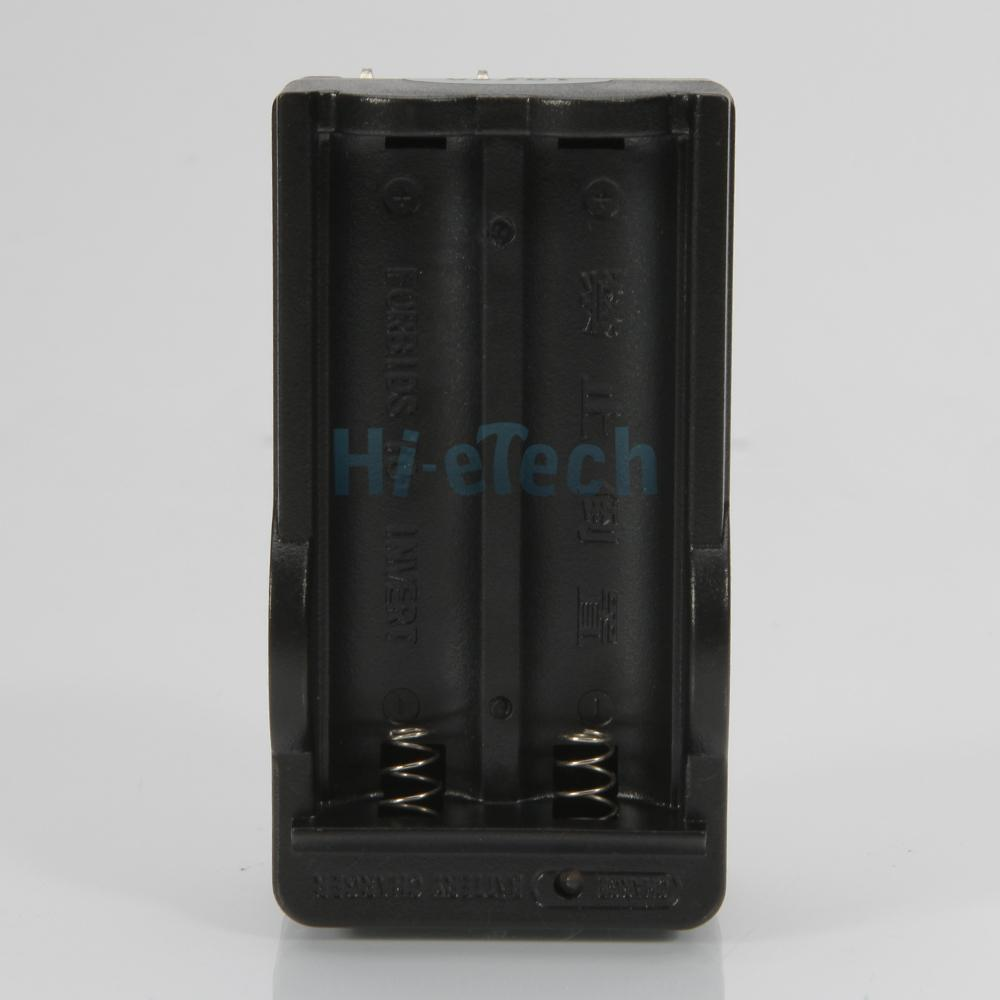 New 110v 240v Battery Charger For 18650 Rechargeable