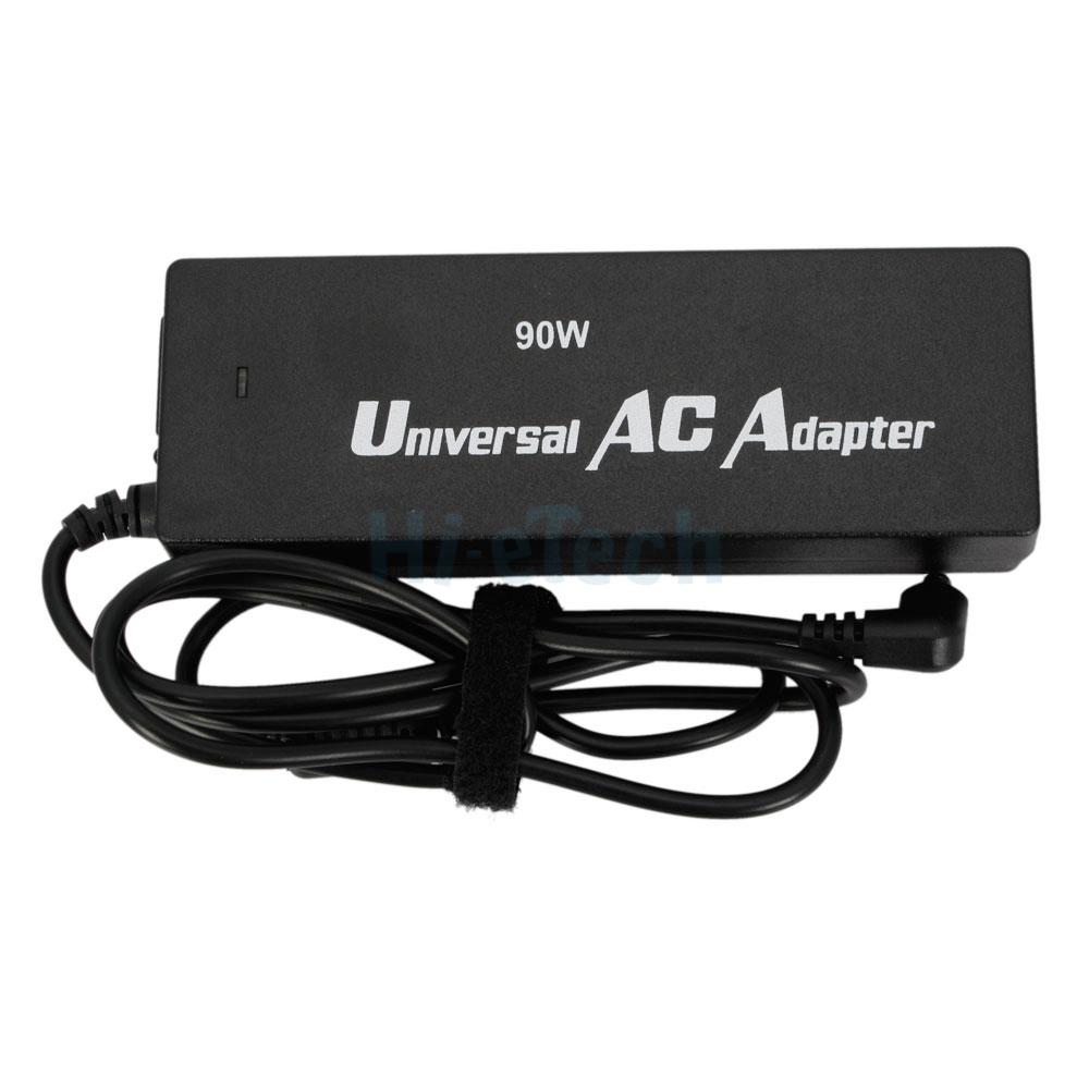 90w 10 Tip Multi Notebook Laptop Universal Power Supply Cord Charger Ac Adapter Ebay