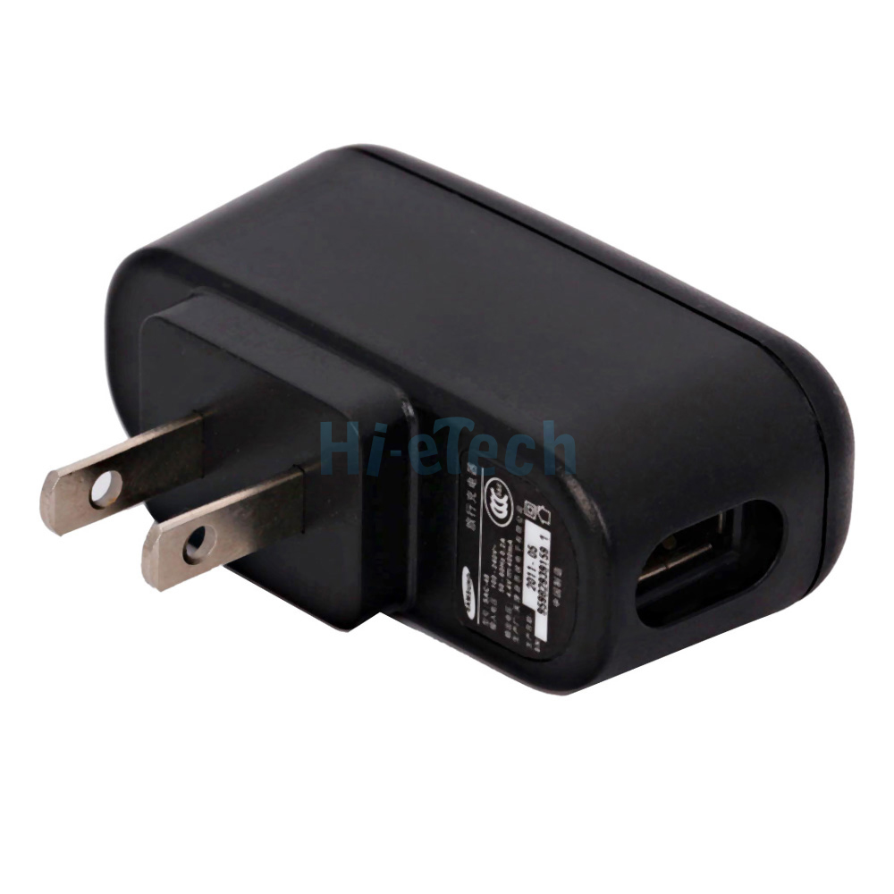 Suc C3 Usb Data Cable With Wall Charger For Samsung Tl90 Pl55 Pl120 Camera