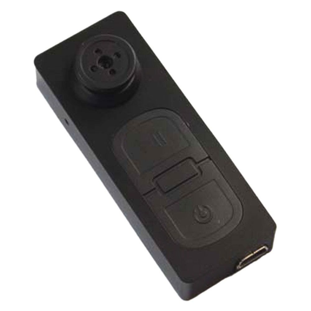 640 480 Mini Button Hd Video Camera Video Audio Security