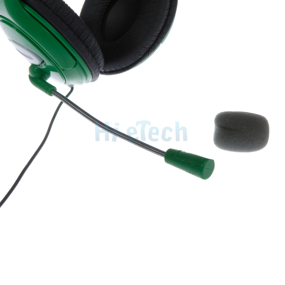 how to wear a headset microphone