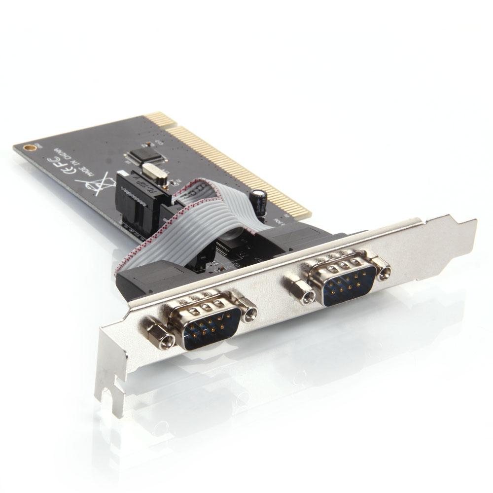 2 Port Serial Pci Card Driver Download