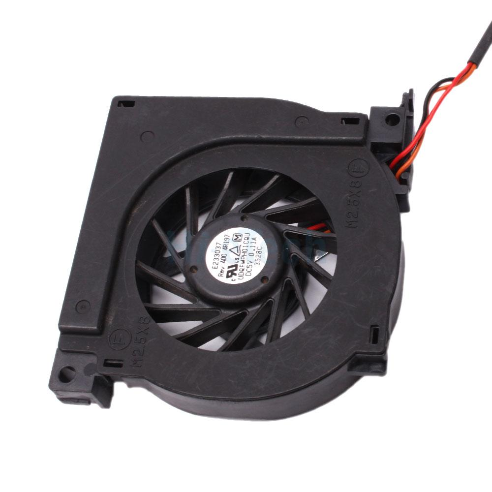 Computer Cooling Fans : New laptop cpu cooling fan for dell latitude d