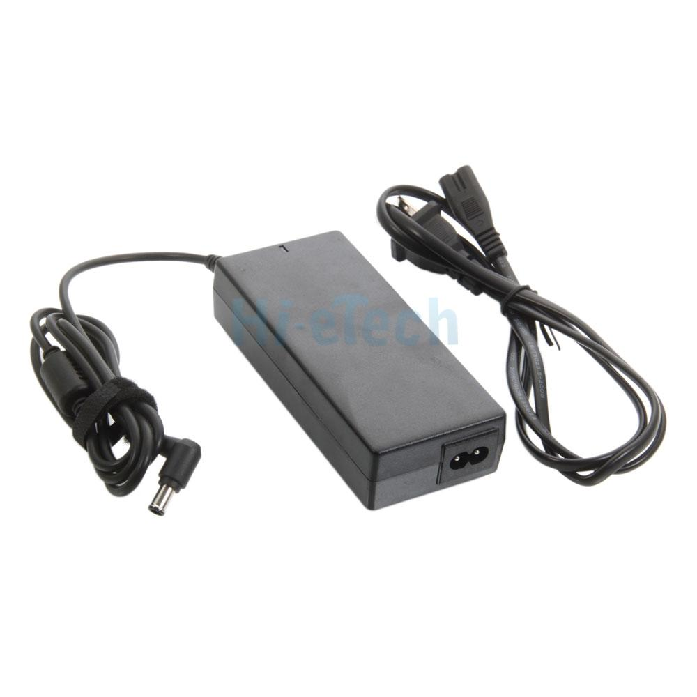19 5v Laptop Ac Adapter Charger For Sony Vaio Pcga Ac19v1